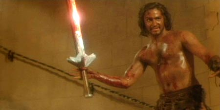 saturday at the movies the sword and the sorcerer 1982