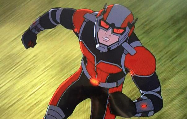 Avengers Ultron Revolution S03 E18 Quot Ant Man Makes It Big Quot