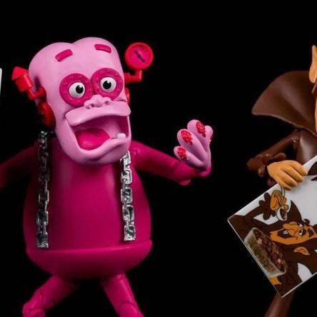 General Mills Monsters